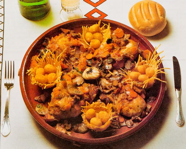 Restaurante andra mari restaurant galdacano galdakao for Corzo con patatas
